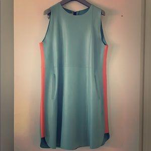 Marni leather dress. Size 42.